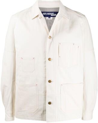 Junya Watanabe Multi-Pocket Military Jacket