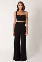 Black Halo Kalem 2-Piece Jumpsuit