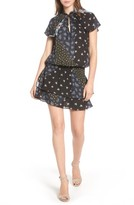 Parker Women's Lou Print Silk Dress