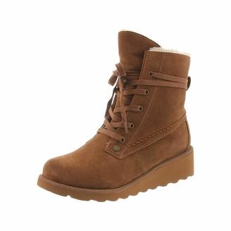BearPaw Women's Krista Ankle Boots