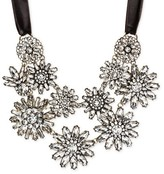 SUGARFIX by BaubleBar Crystal Floral Statement Necklace