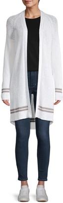 Barbara Lohmann Sequined Cotton-Blend Cardigan