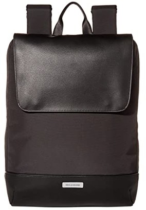 Moleskine Metro Slim Backpack (Black) Backpack Bags