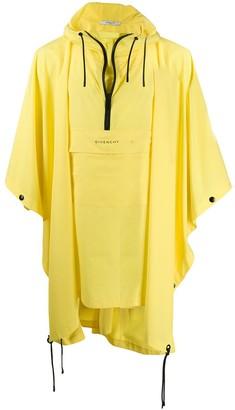 Givenchy Poncho Rain Coat