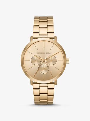 Michael Kors Blake Gold-Tone Watch