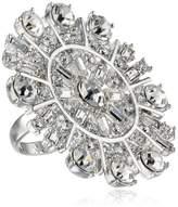 "Kate Spade Glittering Garden"" Statement Ring, Size 7"