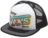 Vans Off The Wall Women's Lawn Party Trucker Hat Cap