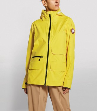 Canada Goose Hooded Pacifica Rain Jacket