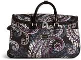 "Vera Bradley 22"" Roll Along Duffel Travel Bag"