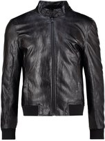 Gipsy Ronny Faux Leather Jacket Black