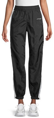 DKNY Side-Stripe Track Pants