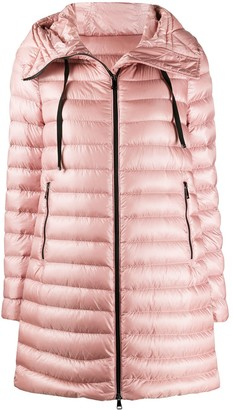 Moncler Hooded Down Coat