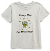 Kid Dangerous Boy's I'M Brusselin Graphic T-Shirt