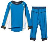 Barts Blue Comfort Baselayer Set