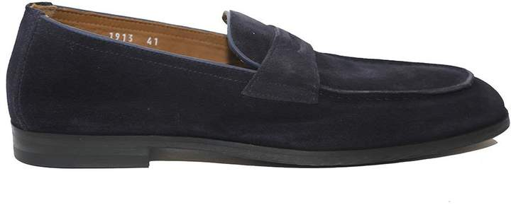Doucal's Suede Moccasin