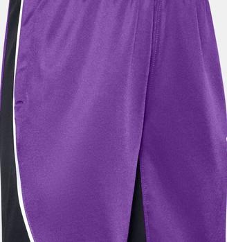 Under Armour Girls' UA Basketball Shorts