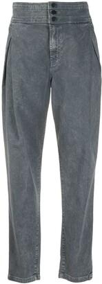 J Brand High Rise Straight Leg Jeans
