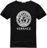 Versace Men's Logo T-Shirt Short Sleeve