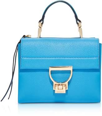 Coccinelle Arlettis Mini Leather Shoulder Bag