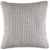 Nautica Fairwater Square Knit Decorative Pillow