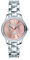 Christian Dior VIII Montaigne Diamond & Two-Tone Stainless Steel Automatic Bracelet Watch