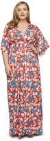 Rachel Pally Long Caftan Dress WL Print