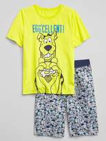 GapKids | Warner Bros Short Sleep Set