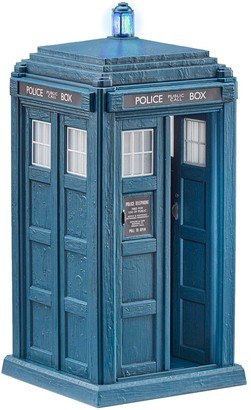 Doctor Who Electronic Tardis Vehicle