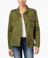 Velvet Heart Zuma Military Jacket