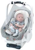 Jolly Jumper Fitted Insect/Bug Netting For Infant Carrier, 2 Count