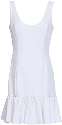 Milly Geneva Neon Cady Mini Dress