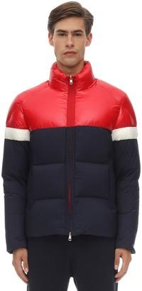 Moncler Konic Color Block Down Jacket