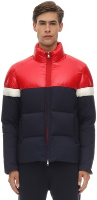 Moncler Konic Color Block Down Jacket