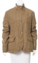 Loro Piana Cashmere Layered Coat