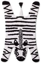 Pillowfort Zebra Accent Rug