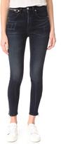 Rag & Bone O Ring Dive Capri Jeans