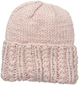 San Diego Hat Company Women's Chunky Yarnb Beanie Hat