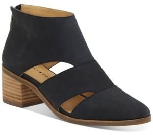 Lucky Brand Women's Ralwan Cutout Booties Women's Shoes