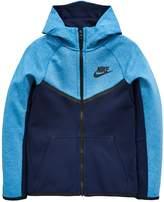 Nike Older Boy Tech Fleece Full Zip Hoody