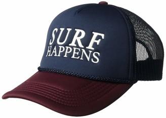 O'Neill Women's Surf Report Screen Print Foam Trucker Hat