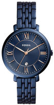 Fossil Jacqueline Stainless Steel Bracelet Watch