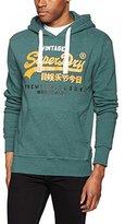 Superdry Men's Premium Goods Tri Hood Sports Hoodie