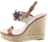 Tory Burch Mallory Espadrille Wedges