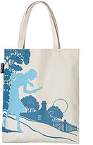 Out of Print Girl Detective Tote