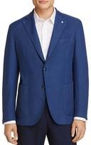 L.B.M Basic Birdseye Slim Fit Sport Coat