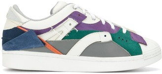 Kolor Lace-Up Low-Top Sneakers