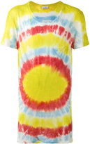 Faith Connexion tie-dye T-shirt - men - Linen/Flax - M