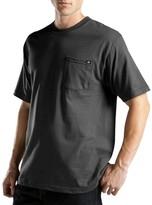 Dickies Men's Big & Tall Short Sleeve Performance Wicking Pocket T-Shirt