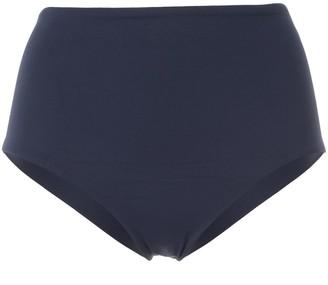 Eberjey High-Waisted Bikini Bottom