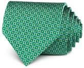 Salvatore Ferragamo Gancini Dash Neat Classic Tie